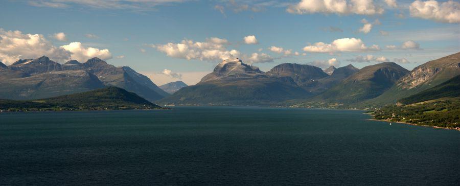Panorama Balsfjord